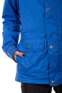 Burton Easton Snowboard Jacke women (cornflower)