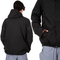 Burton Poacher Snowboard Jacke (true black)