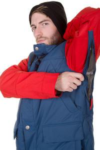Burton TWC Shackleton Snowboard Jacke (atlantic burner)