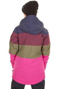 Burton Eclipse Snowboard Jacke women (hot streak colorblock)