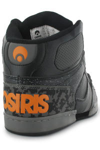 Osiris NYC'83 Schuh (black orange digi)