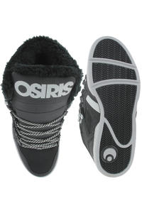 Osiris NYC'83 SHR Schuh (black grey black)