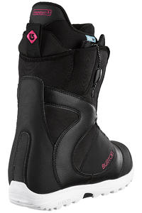 Burton Mint Boot 2013/14  women (black white pink)
