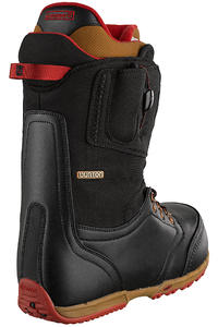 Burton Ruler Restricted Boot 2013/14  (black red)