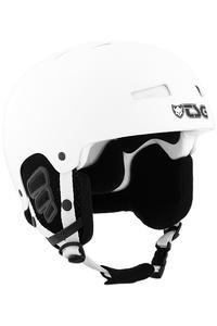 TSG Gravity Snow Solid Color Snow-Helmet (flat white)
