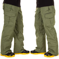 686 Infinity Snowboard Hose insulated  (army texture)