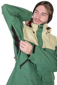 Analog Anthem Snowboard Jacke (alpine green)