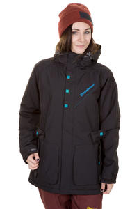 Horsefeathers Silaf Snowboard Jacke women (black)