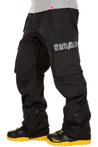 ThirtyTwo Blahzay Snowboard Hose (black)