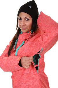 Roxy Valley Snowboard Jacke women (hot coral)