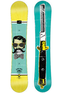 Salomon Salvatore Sanchez 153cm Wide Snowboard 2013/14