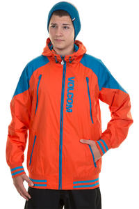 Volcom Elliptical Breaker Snow Zip-Hoodie (orange)