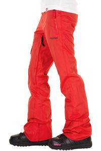 Volcom Elko Snowboard Hose women (scarlet red)