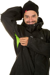 Volcom Cult Snowboard Jacke (black)