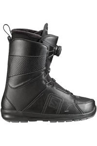 Salomon Faction Boa Boot 2013/14  (black racing red black)