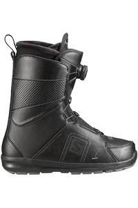 Salomon Faction Boa Boot 2013/14  (black racing red black)