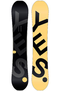 YES The Basic 156cm Wide Snowboard 2013/14