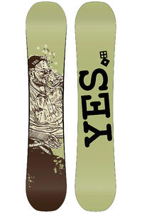 YES The Public 148cm Snowboard 2013/14
