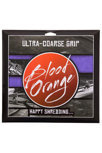 Blood Orange Heavy-Duty Ultra-Coarse Griptape (purple) 4er Pack