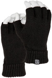 SK8DLX Short Gloves (black)