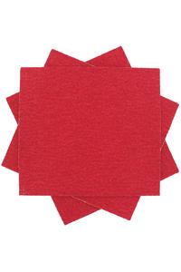 """Vicious Extra-Coarse 10"""" x 11"""" Griptape (red) 3er Pack"""
