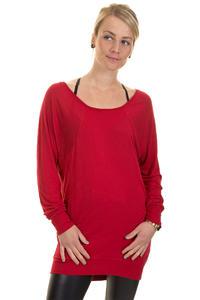 Ragwear Mady Longsleeve women (chili red)