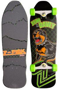 "Z-Flex Jim ""The Dog"" Davey 80s Z-Boys Series Cruiser (black green orange)"