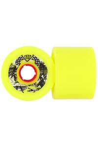 Cult Daredevil 72mm 84.5A Rollen (yellow) 2er Pack