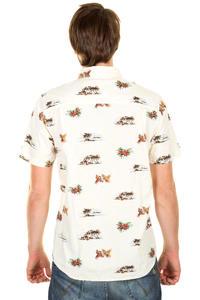 Etnies Clemente Kurzarm-Hemd (ivory)