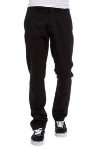 Volcom Frickin Tight Chino Hose (tinted black)
