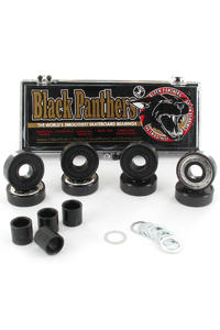 Black Panthers Abec 3 Bearing inkl. Spacer
