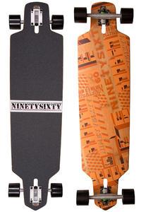 "Ninetysixty BooBam 39.4"" (100cm) Komplett-Longboard 2014"