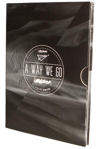 Isenseven A Way We Go DVD