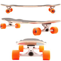 "Loaded Tesseract 39"" (99cm) Komplett-Longboard"