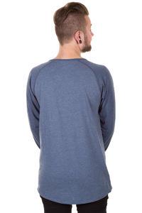 Cleptomanicx Hace Longsleeve (heather blue)