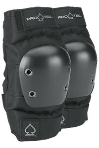 PRO-TEC Street Knee & Elbow Protection-Set (black)