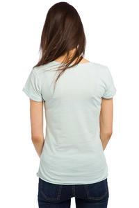 Roxy Roll T-Shirt women (wan blue)