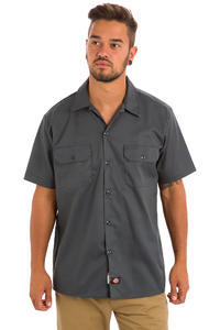 Dickies Work Kurzarm-Hemd (charcoal grey)