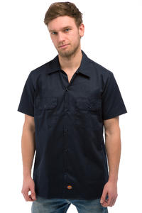 Dickies Work Shortsleeve Shirt (dark navy)