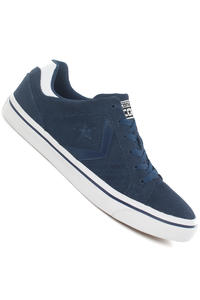 Converse Gates Ox Suede Schuh (ensign blue white)