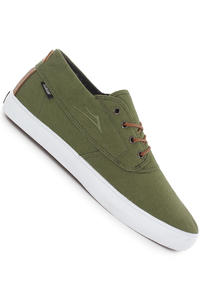 Lakai Camby Mid Canvas Shoe (military green)