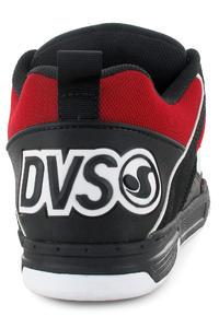 DVS Comanche Leather Schuh (black red)