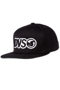DVS Core Logo Snapback Cap (black)