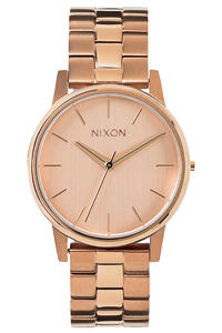 Nixon The Small Kensington Uhr women (all rose gold)