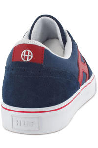 HUF Choice Suede Schuh (navy red)