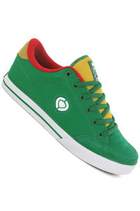 C1RCA Lopez 50 Schuh (green cyber yellow fiery red)