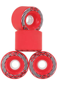 Cult Centrifuge SG 71mm 83A Wheel (red) 4 Pack
