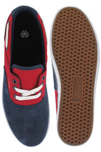 C1RCA Valeo Schuh (blue red twill)
