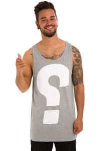 SWEET SKTBS Yestion Tank-Top (grey melange)