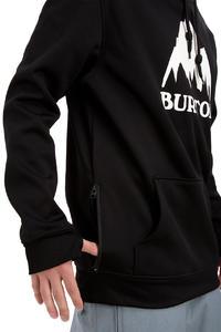 Burton Crown Bonded Hoodie (true black)